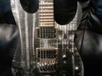 I'm Selling my Ibanez RGTHRG2 HR GIGER Limited Edition