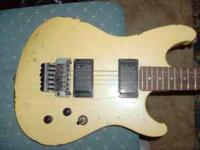 Floyd Rose tuning system needs some work Contact Larry