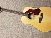 inspired by the 1st Golden Age of Ibanez acoustic