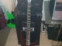 I have an Ibanez SR500 4 String Bass for sale...Great