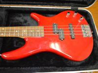 I am selling my Ibanez SR640 bass. It's like brand new,