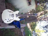 I have an Ibanez Artcore AS73 guitar and hard case for