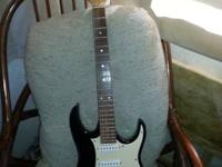 I have a used Ibanez Electric guitar comes with