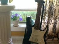 Offering a Gio Ibanez Electric Guitar with the