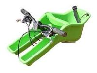 This is an ibert front sitting childs bicycle seat,