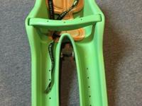 iBert front mounting bicycle seat. Great for kids ages