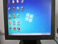 IBM 17 inch LCD Monitor $50.00 Monitor is in mint