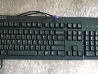IBM Keyboard 9910, USED, good condition, no longer