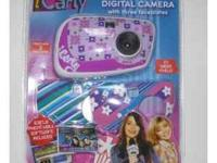 iCarly Digital Camera with Three Faceplates. Product