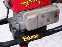 "Mako shark eskimo 8""ice drill - 24:1 mixed gas 2 stroke"