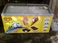 I have a Beautiful Ice cream freezer, Bright Yellow,