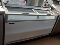 FOR SALE - TURBO AIR - ICE CREAM MERCHANDISER IN