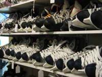 Quality Used Ice Hockey Skates In Stock!!! Why pay more