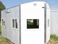 We Stock aand Sell All The Aluma Lite Ice Skid Houses.