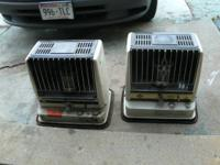 I have 2 kerosun brand name kerosene heaters that could