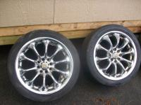 ICW Racing Rims 4 Good Condition They sell for over