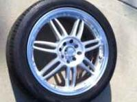 Breathtaking 17 inch ICW racing wheels up for sale!
