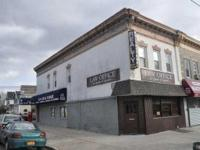 ID#Sq Ft Spacious Corner Commercial Space + Basement