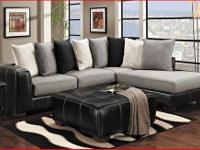 Sofa & Chaise- - $709.75 Ottoman Just $234.75 NEW in