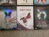 Akira ,AH! MY GODDESS THE MOVIE,AMON SEGA , Escaflowne
