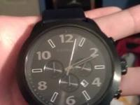 I HAVE ONE OF MY FAVORITE WATCHES FOR SALE. -- 80$ OFF