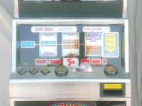 This is a IGT 5 times quarter.25 reel slot machine.