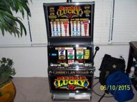 IGT Double Lucky 7 Casino slot machine manufacturing