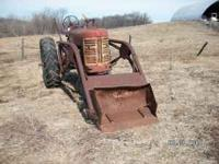 1962 IH 450 tractor for sale. Torque works, low hours