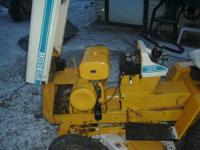 Hello,I have for sale a Early 70's Cub Cadet 125