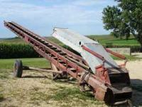 I have a 40' IH Elevator which is hydraulic driven and
