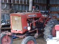 *** LOOKING FOR FARMALL CUB, SUPER A, 100, 130, and 140