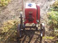 ENGINE DOES NOT RUN MISSING PARTS IT IS A LB 3-5 HP HAS