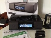 I am selling my iHome iP9. This is an awesome clock