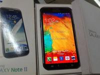 New in the box Samsung galaxy note II 4G. LTE 16GB.