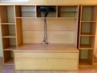 Type:FurnitureTV and storage unit, room for games,