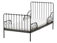Ikea Minnen Toddler Bed The Ikea Minnen Extendable Bed