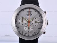 Ikepod Hemipode Grand Date Chronograph, Stainless Steel