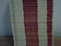 For sale is a set of Encyclopedias envisioned, and