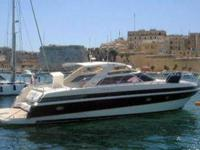 Ilver Palma 49 built in 2000 but not commissioned until