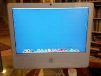"iMac 17"" Late 2006 Core2Duo @ 2.0 GHz 2 GB RAM 160 GB"