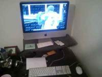 I'm selling my iMac due to the fact that I hardly ever