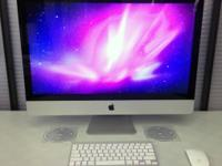 $1200 OBO - iMac 27-inch screen - i7 - 2.93 GHz