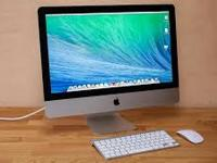 Got a brand new apple iMac 27 inches 2014 with all