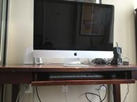 Selling my awesome iMac with Harman Kardon SoundSticks