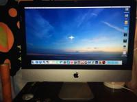 Used iMac late 2013 Latest Version Like new Condition -