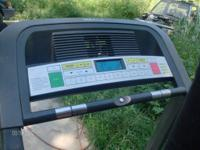 I have an Image 15.5S Treadmill for sale that is in
