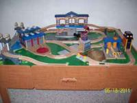 Imaginarium train table for sale! In EXCELLENT shape