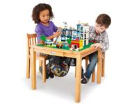 The Imaginarium LEGO Activity Table and Chair Set -