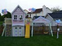 There's nothing ordinary about the play structures
