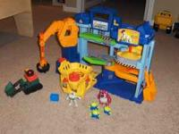 Like New Imaginext Toy Story 3 play set. Lots of Fun.